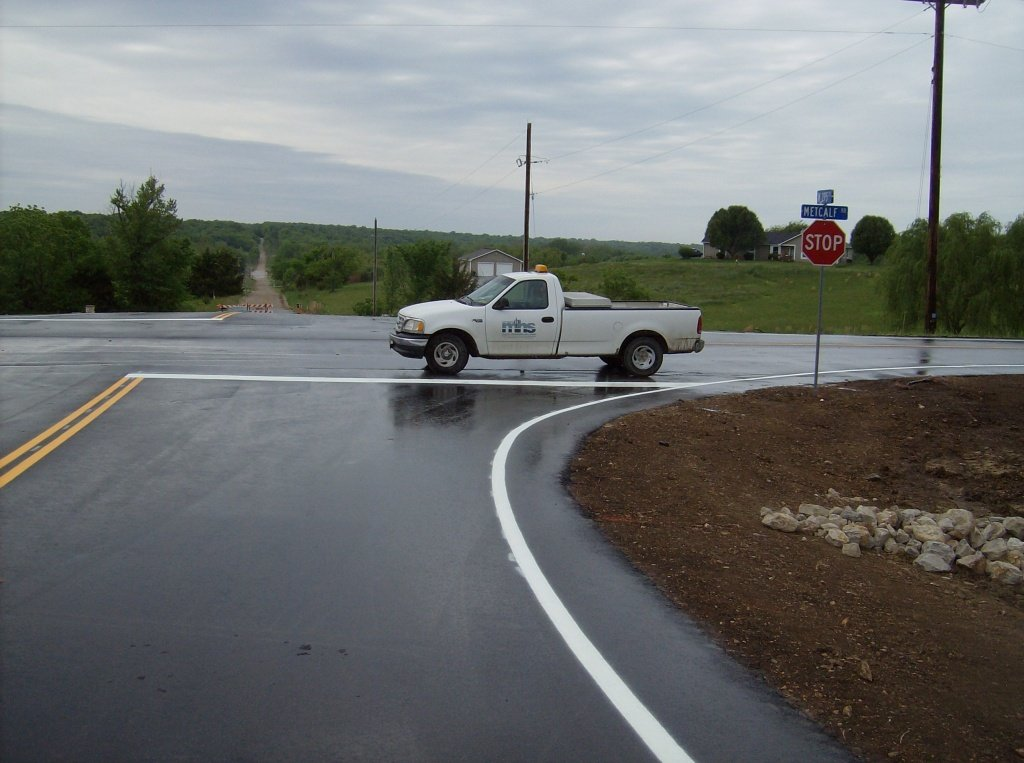295th Street and Metcalf Intersection Improvements
