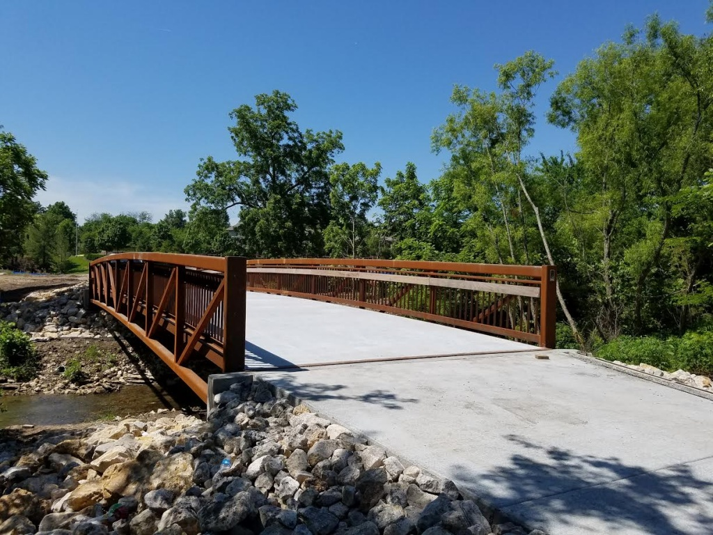Coffee Creek Streamway Trail <br> <br> Client: Johnson County Parks and Recreation District
