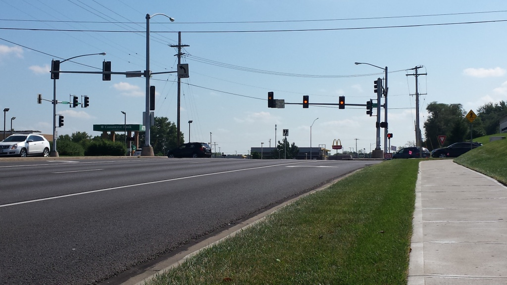 MoDot Missouri Hwy 1 & 64th Street Improvements